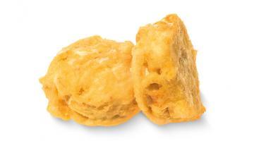 Frittatina impanata pastellata