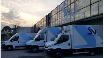 Noleggio veicoli refrigerati