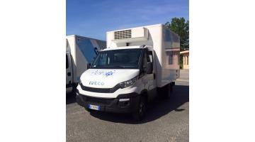 Servizio noleggio furgoni refrigerati