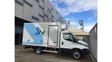 Servizio noleggio veicoli refrigerati