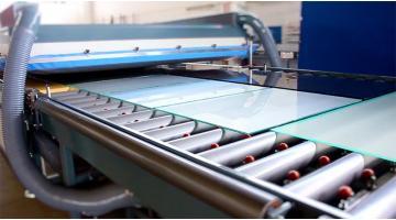 Macchine professionali per lavorazione vetro