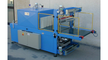 automatic packaging machine for industrial laundry