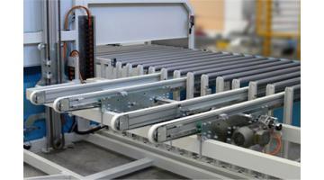 Macchine movimentazione industriale merci