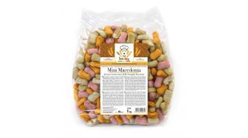 Biscotti per cani mini macedonia