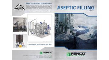 sistemi di sterilizzazione e riempimento asettico Fenco