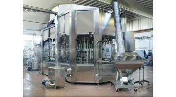 Zilli&Bellini monoblocco Ultraclean per confezionamento in ambiente protetto