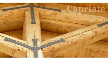 Capriate in legno