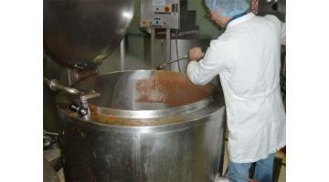 Ecoidropulitrice ad alta pressione per industria alimentare