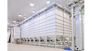 Food storage facilities