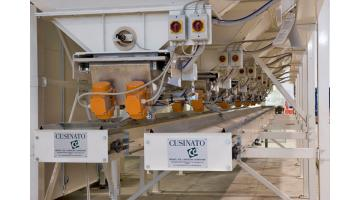 Production conveyors for food industry