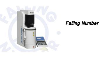 Determinazione attività alfa-amilasica delle farine