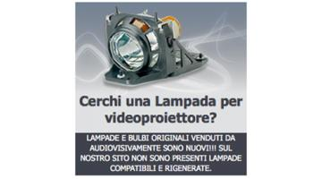 Запасные лампы для проекторов