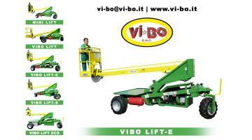 Carro raccoglifrutta a piattaforma Vibo Lift E