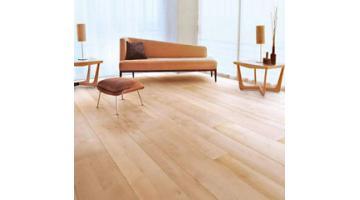 Pavimenti in legno acero nuovo