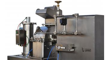 Mills for the food industry