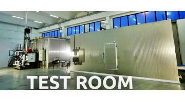 Facilities for handling food