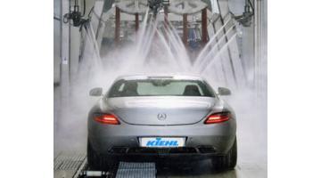 Detergenti per tunnel lavaggio auto