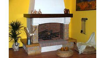Fireplace heating systems