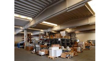 Produzione impianti frigo per industria alimentare