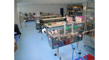 Floors for pharmaceutical and medical