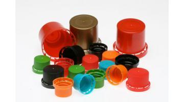 Tappi in plastica per flaconi