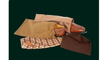 Sacchetti in tessuto per calzature