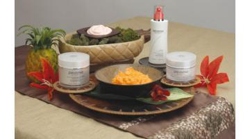 Prodotti cosmetici per centri estetici