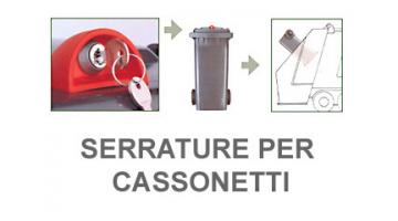 Serrature per cassonetti