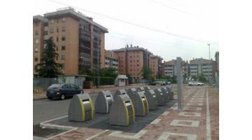 Подвалы контейнеры для отходов