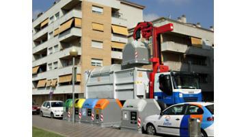 Автоматическое оборудование для сбора отходов