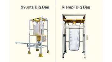 Riempi svuota big bag