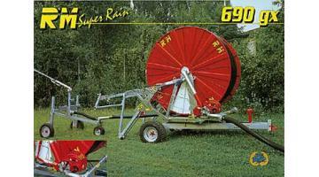 Irrigatori per colture