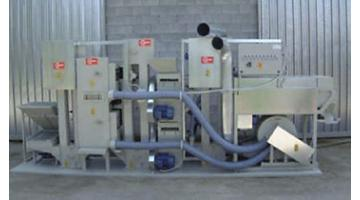Processing equipment farro