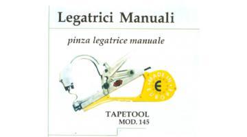 Legatrici manuali