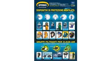 Dispositivi di protezione ventilati