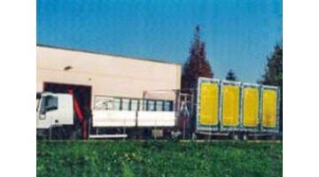 Produzione trampolini per bambini