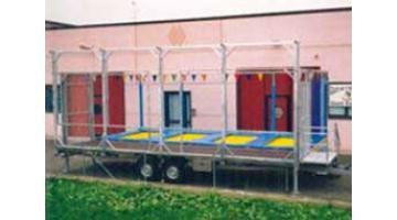 Produzione trampolini elastici