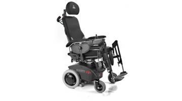 Carrozzina elettronica per disabili