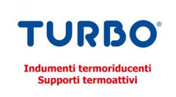 Indumenti termoriducenti Turbo