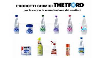 Prodotti chimici per camper Thetford