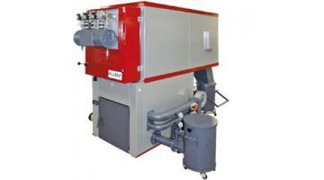 Caldaie industriali con impianto a biomassa