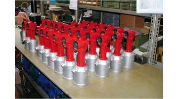 Sistemi di fissaggio per industria