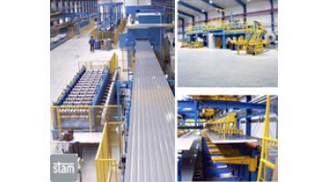 Macchine e impianti per taglio lamiera