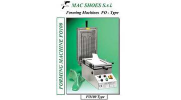 Macchine formatrici per calzature