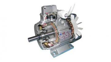 Motori elettrici monofase e trifase