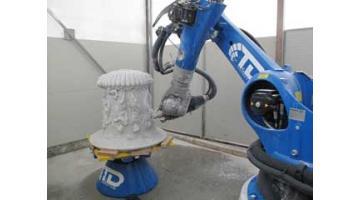 Robot lavorazione bassorilievi
