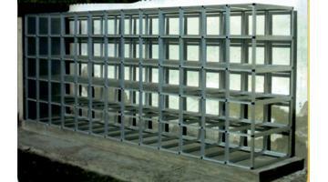 Strutture cimiteriali prefabbricate