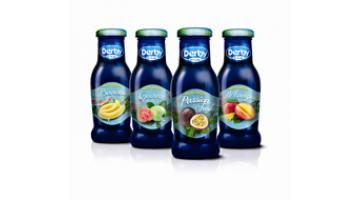 Succhi di frutta in bottiglia