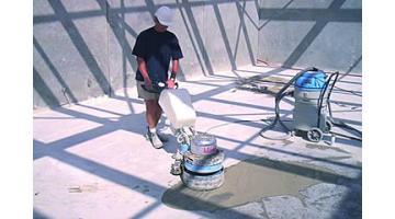 Lucidatrici per cemento