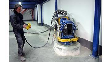 Levigatrici per pavimenti industriali
